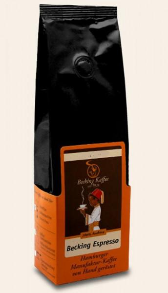 Becking Kaffee - Espresso